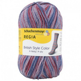 Regia British Style Color