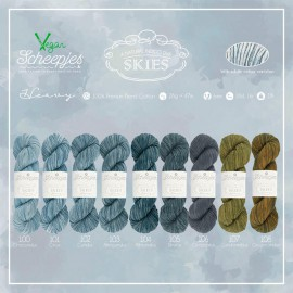 Scheepjes Skies Heavy - Colour Pack