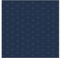 Tela para Seshiko Dark Blue Stars - Rico Design