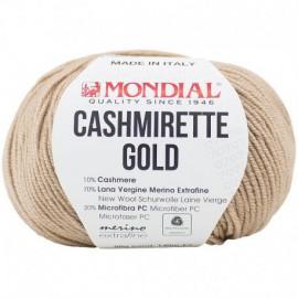 Mondial Cashmirette Gold