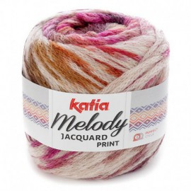 Katia Melody Jacquard Print