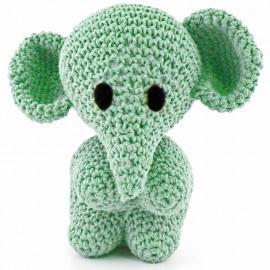 Kit Amigurum Elefant Mo - Hoooked