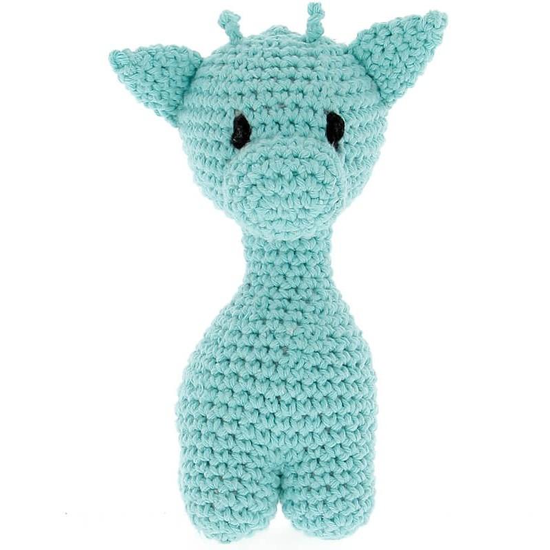 Girafa de crochê (Amigurumi) - Rosa | Girafa, Artesanato safari ... | 800x800