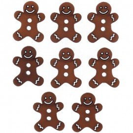Botones Iced Cookies - Dress It Up