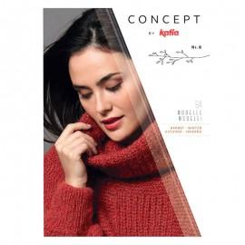 Zeitschrift Katia Concept Nr. 8 – 2019-2020