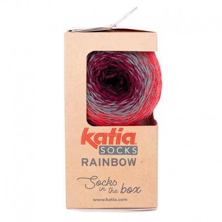Katia Rainbow Socks