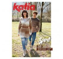 Zeitschrift Katia Sport Nr. 101 - 2019 – 2020