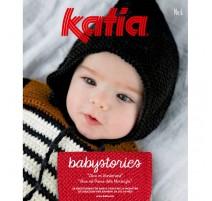 Zeitschrift Katia Babystories Nr. 6 - 2019 – 2020
