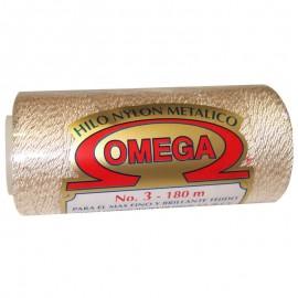 Metallisiertes Omega Nr. 3...