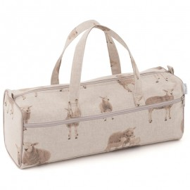 Bolsa de labores - Linen Sheep