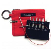 Austauschbare Rundstricknadeln Set Mini Twist Shorties – ChiaoGoo