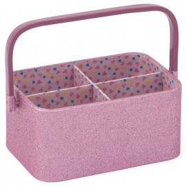 Cesta para Labores - Caddy Rose Glit