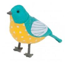 Nadelkissen - Bird