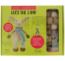 Amigurumi Doll-Set Lamm Lucy