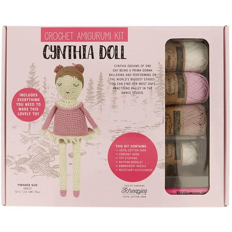 Amigurumi Puppe Häkel Anleitung