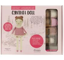 Amigurumi Doll-Set Cynthia