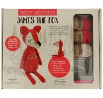 Amigurumi Doll-Set Fuchs James