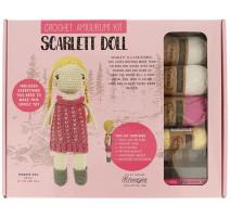 Amigurmi Doll-Set Scarlett