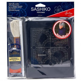 Kit para Mochila Sashiko - Sew Easy
