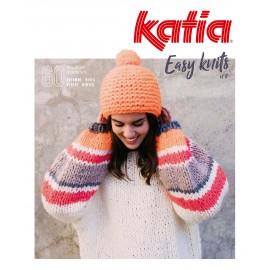 Zeitschrift Katia Easy Knits Nr. 8 - 2019 – 2020