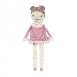 Hobium Amigurumi Elina Doll and Her Outfit Kit | Crochet doll ... | 270x270