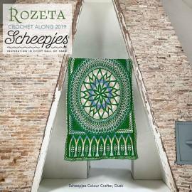 Scheepjes CAL 2019 - Rozeta