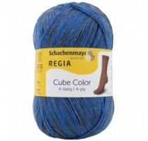 Regia Cube Color - 4-fädig