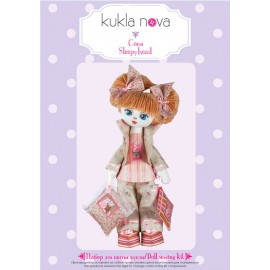 Kit de Costura Muneca - Sleepyhead