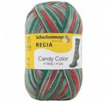 Regia Candy Color 4-fädig