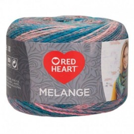 Red Heart  Melange