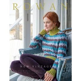 Revista Rowan New Vintage DK