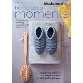 Schachenmayr Magazin 028 Home Deco Moments
