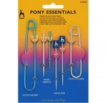 Set de Accesorios para Tejer - Pony