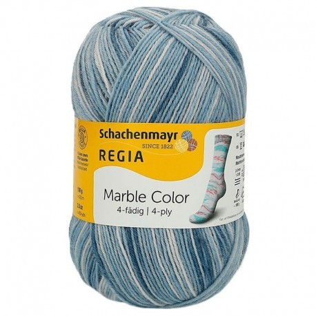 Regia Marble Color 4-fädig