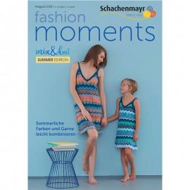 Strickanleitung FASHION MOMENTS SCHACHENMAYR Magazin 32