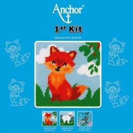 Anchor 1st Kit de Tapiceria - Friendly Fox