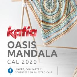Katia Oasis Mandala CAL 2020