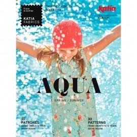Revista Katia Fabrics Aqua - 2020