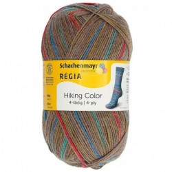 Regia Hiking Color 4-ply