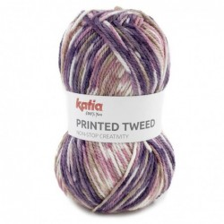Katia Printed Tweed