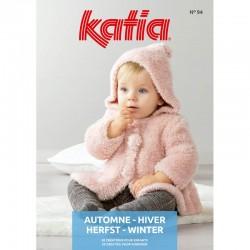 Zeitschrift Katia Baby Nr....