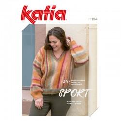 Zeitschrift Katia Sport Nr....