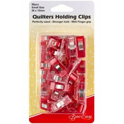 Stoff-Clips - Sew Easy
