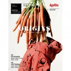 Zeitschrift Katia Fabrics...