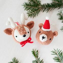 Häkel-Set - Reindeer &...