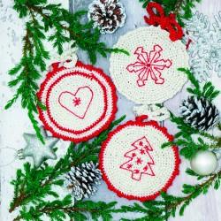 Häkel-Set – Christmas...