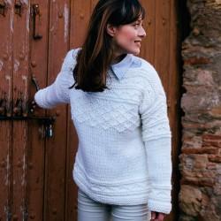 Strick-Set Pullover...