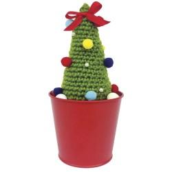 Häkelset – Weihnachtsbaum