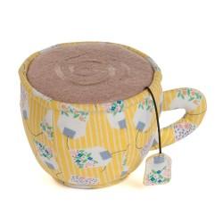 Nadelkissen Tasse – Lemon Tea
