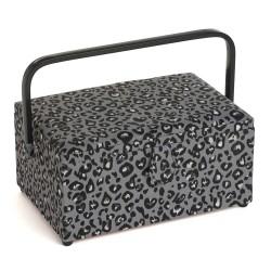 Nähkorb – Leopard